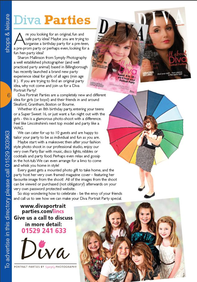 Your Local Lincs Magazine